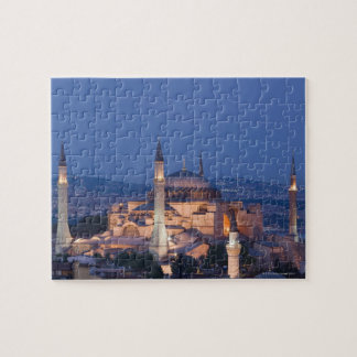 View of the Haghia Sophia Jigsaw Puzzle