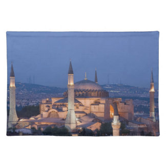 View of the Haghia Sophia Placemat