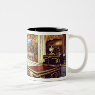 View of the Hall of Battles Two-Tone Coffee Mug