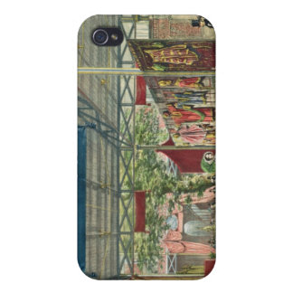 View of the India section of the Great Exhibition iPhone 4/4S Cover