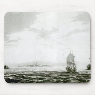 View of the Island of Tappanooly Mouse Mat