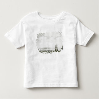View of the Island of Tappanooly Toddler T-Shirt