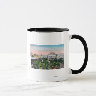 View of the Japanese Tea Garden Mug