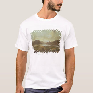 View of the Lakes and Mountains of Killarney, Irel T-Shirt