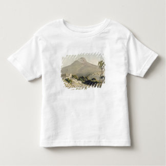 View of the Lion's Head, plate 28 from 'African Sc Toddler T-Shirt
