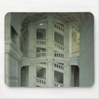 View of the main staircase, 1519-46 mouse mat