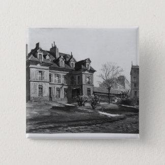 View of the Maternite Port-Royal, 1905 15 Cm Square Badge
