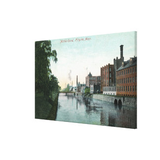 View of the Middle Cana Canvas Print