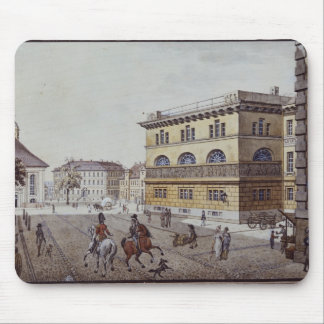 View of the mint, Berlin Mouse Pad