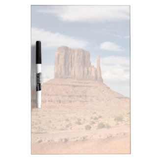 View of the Mittens, Monument Valley Dry Erase Board