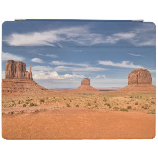 View of the Mittens, Monument Valley iPad Cover