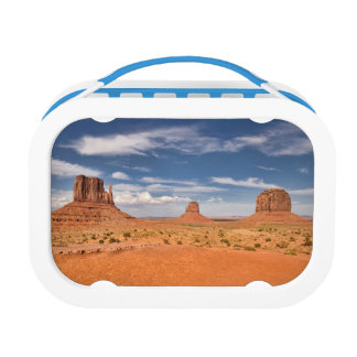 View of the Mittens, Monument Valley Lunch Box