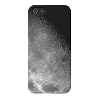 View of the Moon's north pole Case For The iPhone 5