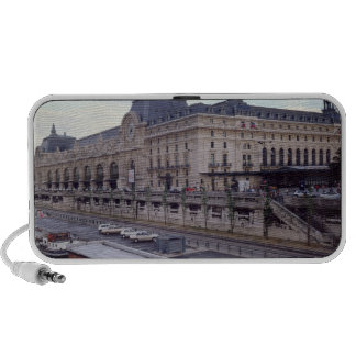 View of the Musee d'Orsay from the north-west Travelling Speakers