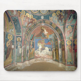 View of the narthex, 1332-3 mouse mat