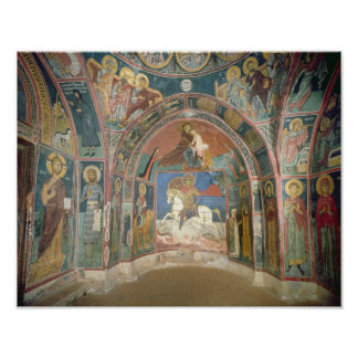 View of the narthex, 1332-3 poster