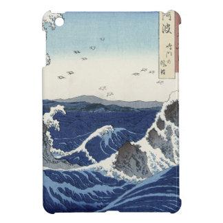 View of the Naruto whirlpools at Awa iPad Mini Cover
