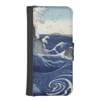 View of the Naruto whirlpools at Awa Phone Wallet
