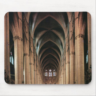 View of the nave, 1225-50 mouse mat