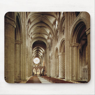 View of the nave, built 1093-1289 mouse mat