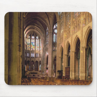 View of the nave looking east (photo) mouse pad