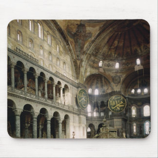 View of the nave mousepad