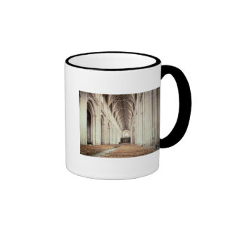 View of the nave, remodelled by William of Coffee Mugs