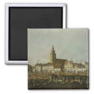 View of the Neue Markt with St. Mary's Magnet