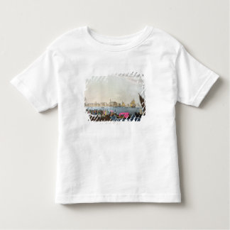 View of the Neva, the Harbour and the Exchange at Toddler T-Shirt