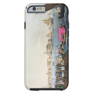 View of the Neva, the Harbour and the Exchange at Tough iPhone 6 Case