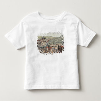 View of the north of Vienna with the Schlos Hernal Toddler T-Shirt