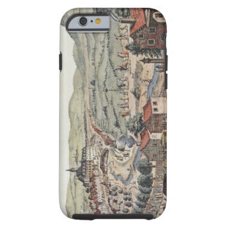 View of the north of Vienna with the Schlos Hernal Tough iPhone 6 Case