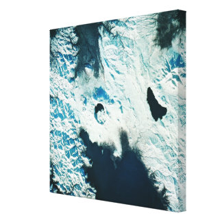 View of the North Pole Canvas Print