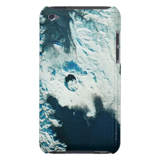 View of the North Pole Barely There iPod Cover