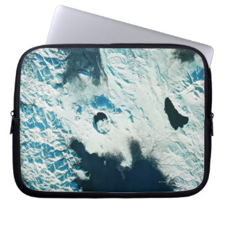 View of the North Pole Computer Sleeves