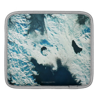 View of the North Pole iPad Sleeve