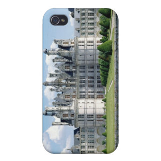 View of the north west facade, 1519-46 iPhone 4/4S cases