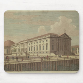 View of the Opera House in Berlin, 1773 Mouse Mat
