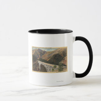 View of the Pacific Hwy Bridge over Shasta Mug