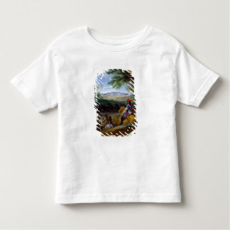 View of the Palace of Versailles in 1669 Toddler T-Shirt