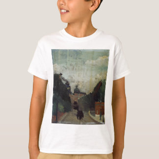 View of the Palais du Metropolitan by Henri Rousse T-Shirt