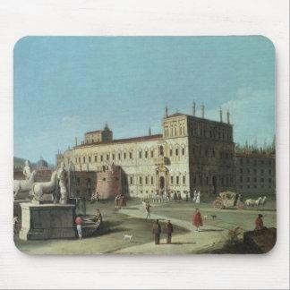 View of the Palazzo del Quirinale, Rome Mouse Pad