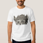 View of the Paris Opera House, 1890-99 Shirt