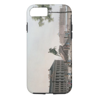 View of the Place of Peter the Great and the Senat iPhone 8/7 Case