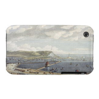 View of the Port and the Roadstead of Boulogne at Case-Mate iPhone 3 Cases