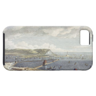 View of the Port and the Roadstead of Boulogne at iPhone 5 Cases