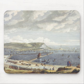 View of the Port and the Roadstead of Boulogne at Mouse Mat