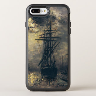 View of the Port, or The Windmills in OtterBox Symmetry iPhone 8 Plus/7 Plus Case