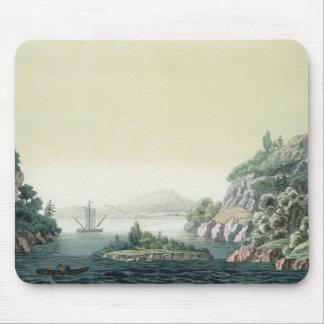 View of the Potomac river near Mount Vernon (colou Mouse Mat