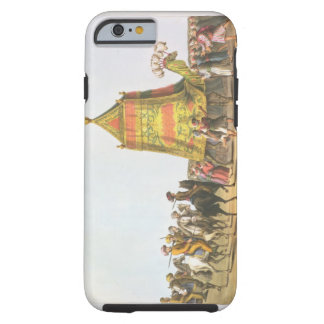 View of the Procession of the Sacred Camel prepara Tough iPhone 6 Case